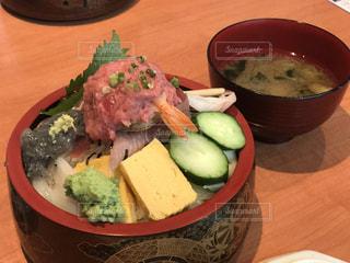 海鮮丼の写真・画像素材[746975]