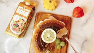食べ物,果物,おいしい,簡単レシピ,フルーツパンケーキ,本みりん,タカラ,タカラお料理手帳,料理がうまくなる