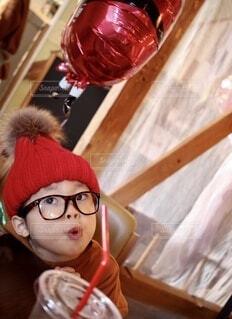オシャレメガネの写真・画像素材[3769170]
