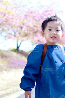 幼稚園入園の写真・画像素材[4321078]