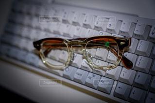 メガネの写真・画像素材[3667433]