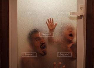 男達のお風呂タイムの写真・画像素材[3353877]