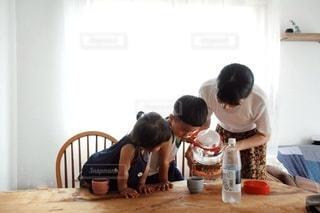 梅シロップジュースの写真・画像素材[3354454]