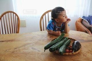 採れたて野菜の写真・画像素材[3699363]