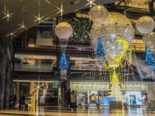 気球,イルミネーション,クリスマス,丸,ツリー,グランフロント大阪,クリスマス ツリー,グランフロントクリスマス,GrandWishChristmas2020