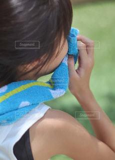 暑〜いの写真・画像素材[3504267]