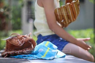 真夏のスポーツの写真・画像素材[3504275]