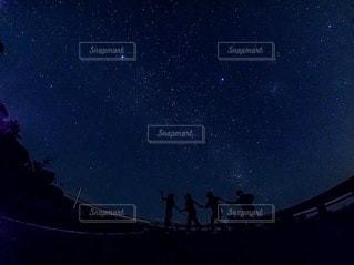 星空の写真・画像素材[3375473]