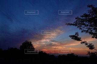 空の雲の群の写真・画像素材[3397960]
