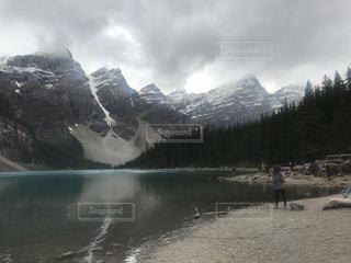 カナダ バンフの写真・画像素材[3378605]