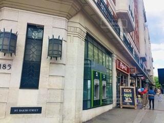 イギリスの街並みの写真・画像素材[3379165]