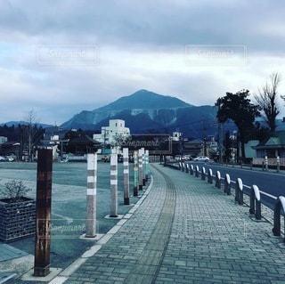 秩父山の写真・画像素材[3385007]