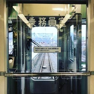 電車両の写真・画像素材[3385006]