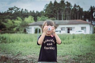 撮りあいっこの写真・画像素材[3388299]
