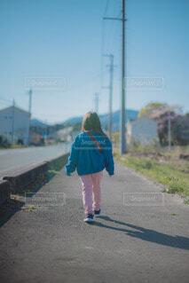 お散歩の写真・画像素材[4586034]