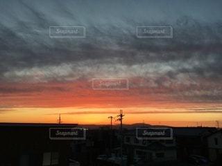 嵐の後の静けさの写真・画像素材[3399332]