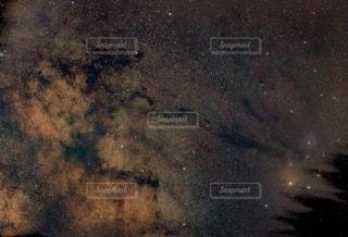 空の星の写真・画像素材[3382909]