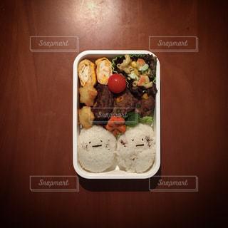 お弁当の写真・画像素材[391978]