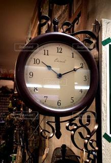 茶色,時計,時間,ウォッチ,おしゃれ,まゆ写,とけい,壁時計