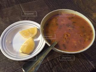 モロッコ,フェズ,ゆか写,屋台飯,スープハリラ,Soup harira,モロッコ料理