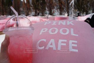 カフェ,ピンク,韓国,ソウル,ゆか写,フォトジェニック,ピンクプールカフェ,PINK POOL CAFE