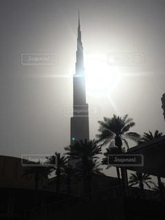 世界一高いビルの写真・画像素材[828210]