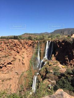 Ouzoud Fallsの写真・画像素材[1450940]