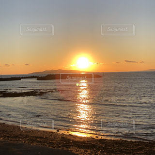 夕日の写真・画像素材[3417581]