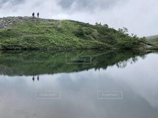 水の体の写真・画像素材[3647265]