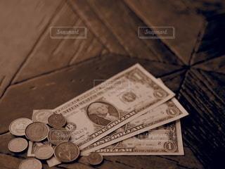 お金をクローズアップするの写真・画像素材[3461986]