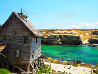 木造の家の写真・画像素材[3516615]