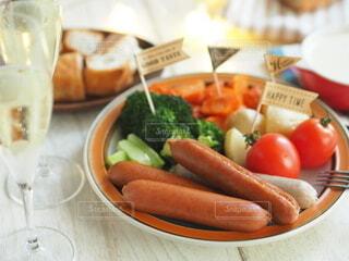 夕食,夕飯,おつまみ,ガーリック,スモーク,チーズフォンデュ,ジョンソンヴィル,レモン&ペッパー