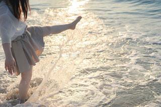 夏の終わりの写真・画像素材[3631829]