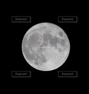 自然,風景,空,黒,月,満月,天文学