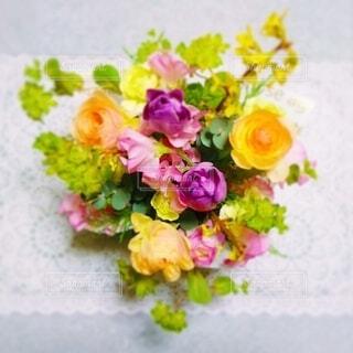 花束の写真・画像素材[4390695]