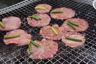 BBQの焼き肉の写真・画像素材[3526909]
