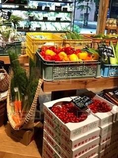 食べ物,屋内,野菜,市場,食品,八百屋,マーケット,スーパー,食材,フレッシュ,ベジタブル,販売,ストア,食品コーナー