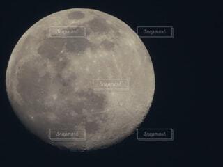 自然,風景,空,夜,夜空,天体,星,月,アップ,満月,月面,天文学