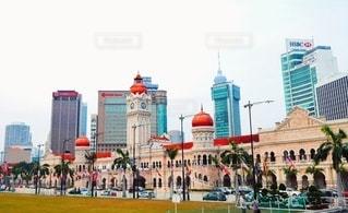 マレーシアの街の写真・画像素材[3488404]