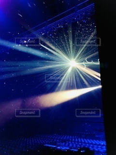 人工星空の写真・画像素材[3448973]