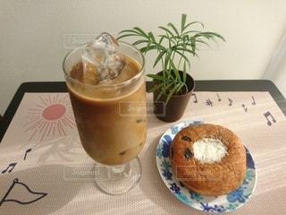 アイスコーヒーの写真・画像素材[3560036]