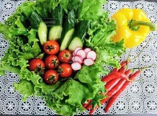 カラフルなお野菜の写真・画像素材[3686173]