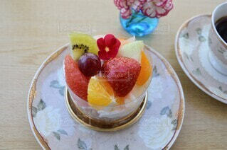 フルーツケーキの写真・画像素材[4851840]