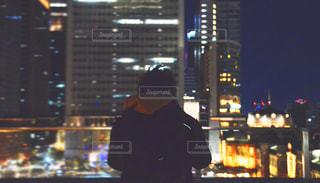 夜にふけるの写真・画像素材[3452705]