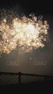夏,夜空,屋外,花火,花火大会,音,にぎやか,火花,凄い,連発,火薬,破裂音,次々と