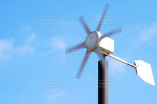 風車の写真・画像素材[3579125]