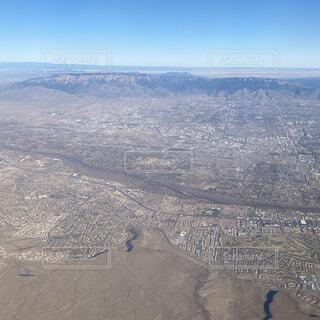 空からの眺めの写真・画像素材[3982723]