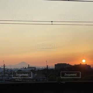 富士山の写真・画像素材[3982725]