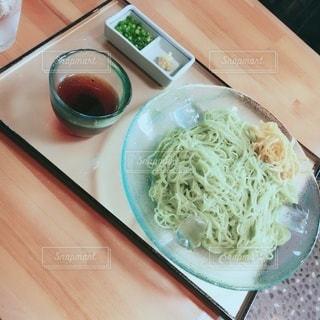 食べ物,食事,屋内,緑,そうめん,料理,日本食,麺,小豆島,オリーブ,和,食,素麺
