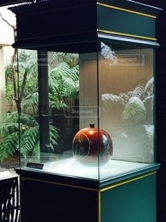 「美術館に泊まる宿」がコンセプトの旅館、美しい館内美術品の写真・画像素材[3511151]